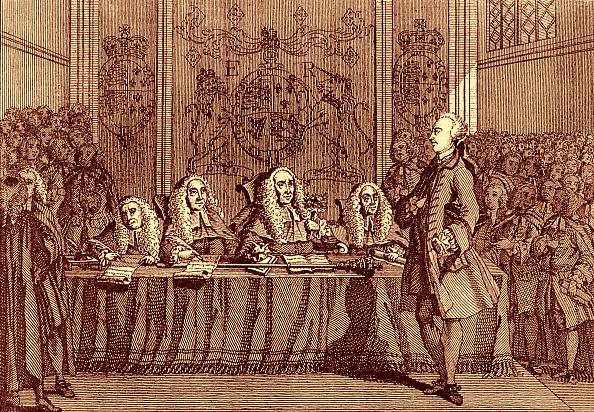 Bench「John Wilkes before the Court of the King's Bench 1768」:写真・画像(7)[壁紙.com]