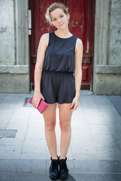 Full Length「Street Style in Madrid」:写真・画像(12)[壁紙.com]