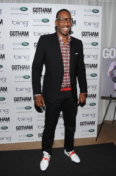 October「Land Rover Manhattan And Gotham Magazine Host Launch Of 2012 Range Rover Evoque And October Issue With Amar E. Stoudemire」:写真・画像(7)[壁紙.com]