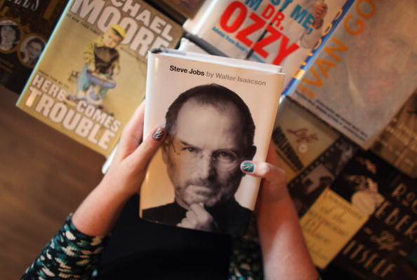 Biography「Anticipated Biography Of Steve Jobs Goes On Sale」:写真・画像(0)[壁紙.com]