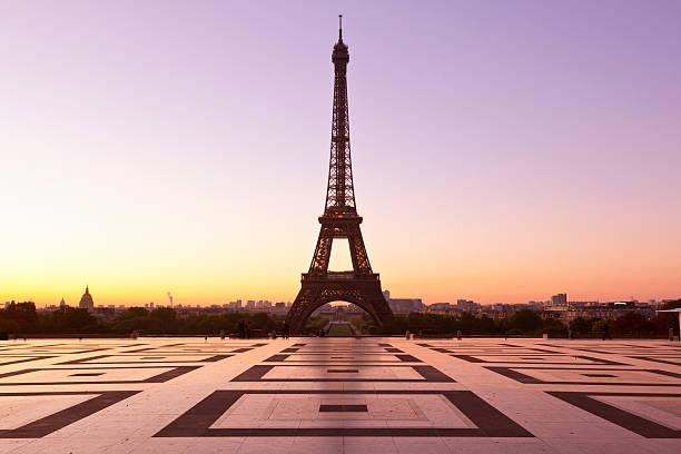 Esplanade du Trocadero, Paris:スマホ壁紙(壁紙.com)