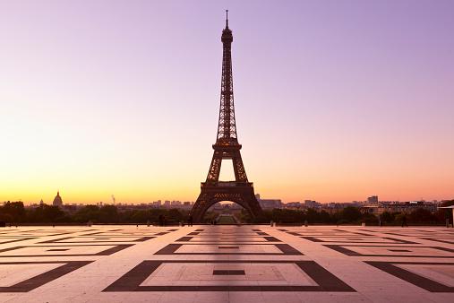 Tower「Esplanade du Trocadero, Paris」:スマホ壁紙(8)