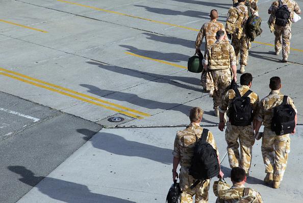 Republic Of Cyprus「The Final Weeks Of British Troops In Basra」:写真・画像(19)[壁紙.com]