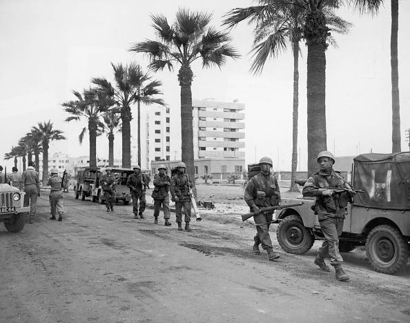 British Culture「Patrolling Port Said」:写真・画像(17)[壁紙.com]