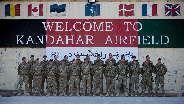 Airfield「Final Preparations Are Made For British Troop Withdrawl From Kandahar」:写真・画像(7)[壁紙.com]