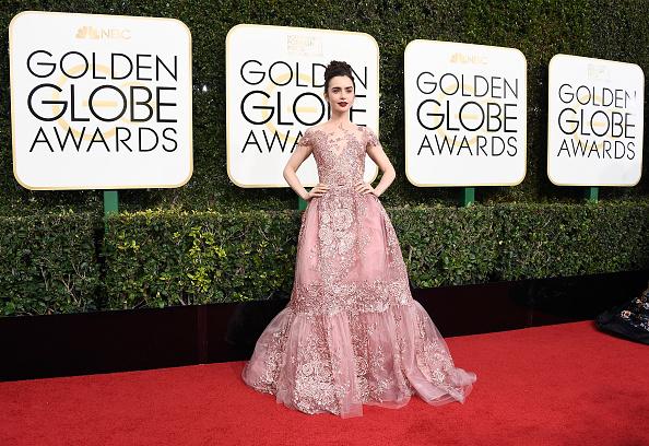 Golden Globe Award「74th Annual Golden Globe Awards - Arrivals」:写真・画像(2)[壁紙.com]