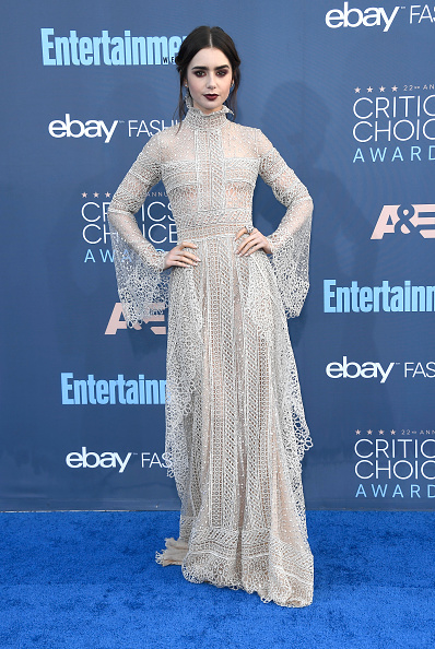 White Color「The 22nd Annual Critics' Choice Awards - Arrivals」:写真・画像(18)[壁紙.com]