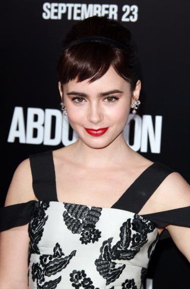 """Bangs「Premiere Of Lionsgate Films' """"Abduction"""" - Arrivals」:写真・画像(9)[壁紙.com]"""