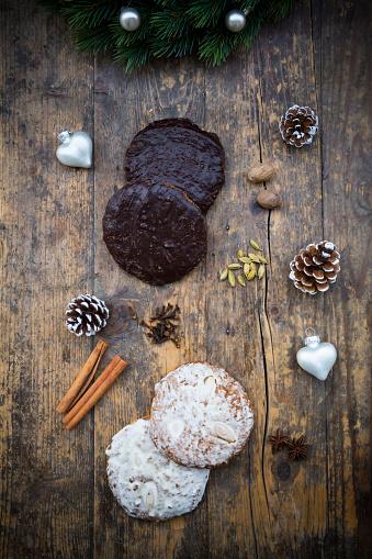 チョコレート「Nuremberg gingerbread and ingredients」:スマホ壁紙(6)