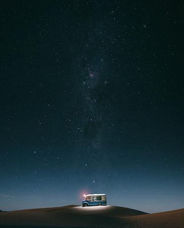 星空「宇宙のアイスクリーム ・ ヴァン ・複合」:スマホ壁紙(8)