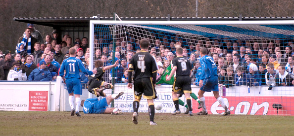 Aaron Ramsey「FA CUP 3rd ROUND CHASETOWN V CARDIFF CITY」:写真・画像(16)[壁紙.com]