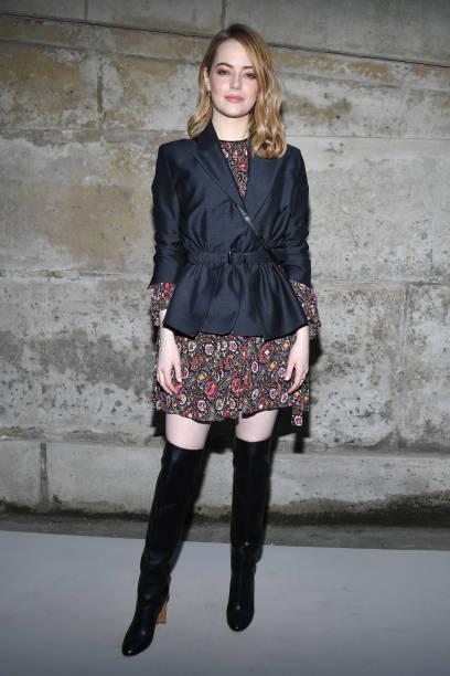 Louis Vuitton : Front Row  - Paris Fashion Week Womenswear Fall/Winter 2018/2019:ニュース(壁紙.com)