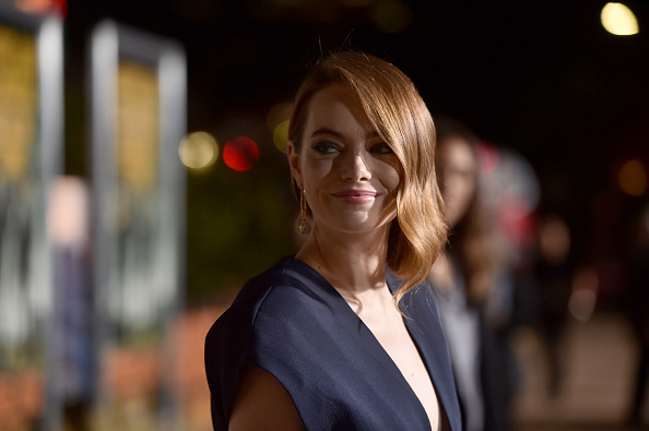 """Emma Stone「Premiere Of Sony Pictures' """"Zombieland Double Tap"""" - Red Carpet」:写真・画像(11)[壁紙.com]"""