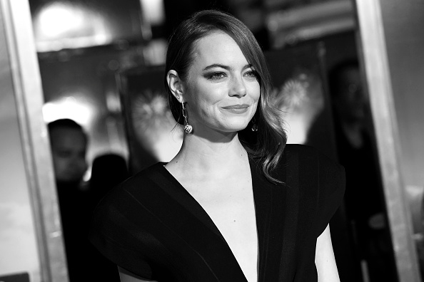"""Emma Stone「Premiere Of Sony Pictures' """"Zombieland Double Tap"""" - Arrivals」:写真・画像(14)[壁紙.com]"""