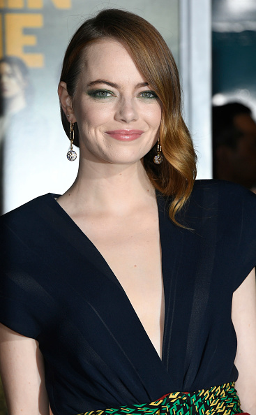 """Emma Stone「Premiere Of Sony Pictures' """"Zombieland Double Tap"""" - Arrivals」:写真・画像(2)[壁紙.com]"""