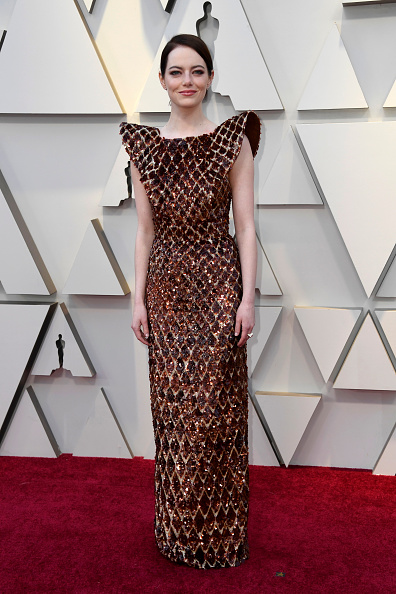 Emma Stone「91st Annual Academy Awards - Arrivals」:写真・画像(18)[壁紙.com]