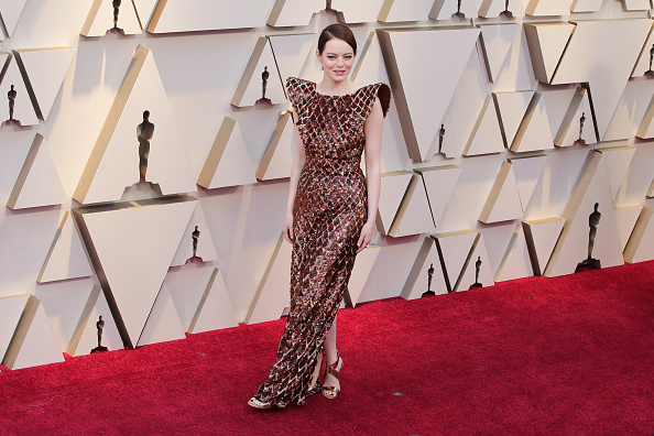 Emma Stone「91st Annual Academy Awards - Arrivals」:写真・画像(9)[壁紙.com]