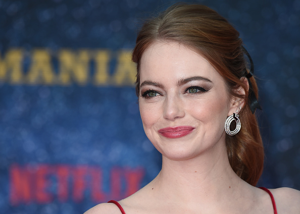 "Emma Stone「Netflix Presents The World Premiere Of ""Maniac"" - Red Carpet Arrivals」:写真・画像(10)[壁紙.com]"