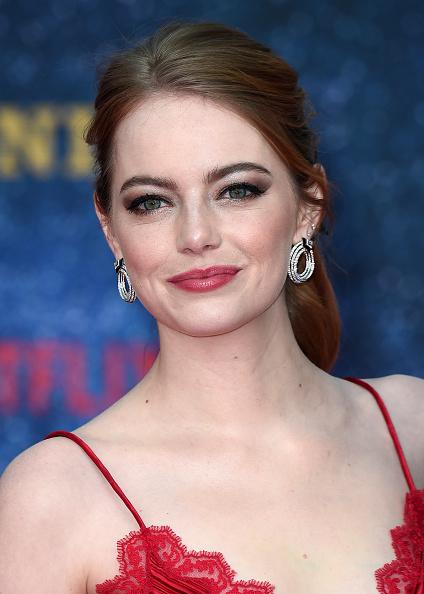 "Emma Stone「Netflix Presents The World Premiere Of ""Maniac"" - Red Carpet Arrivals」:写真・画像(3)[壁紙.com]"
