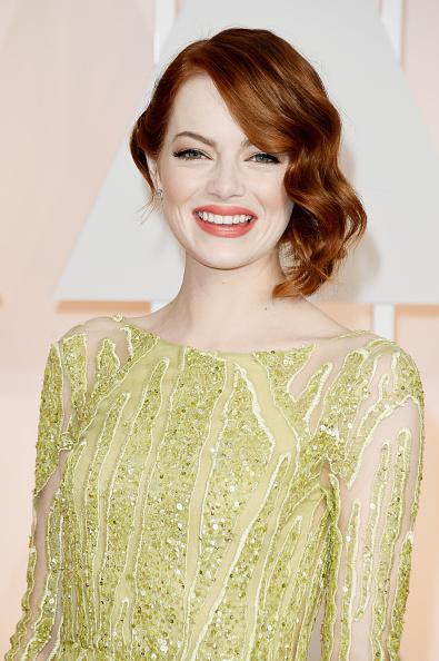 Emma Stone「87th Annual Academy Awards - Arrivals」:写真・画像(12)[壁紙.com]