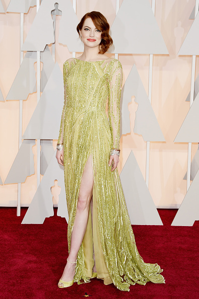 Emma Stone「87th Annual Academy Awards - Arrivals」:写真・画像(14)[壁紙.com]