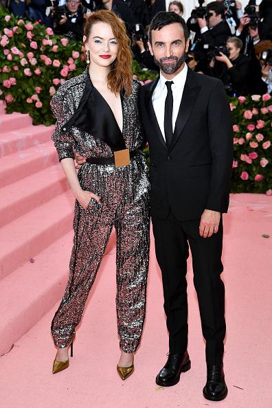 Emma Stone「The 2019 Met Gala Celebrating Camp: Notes on Fashion - Arrivals」:写真・画像(11)[壁紙.com]