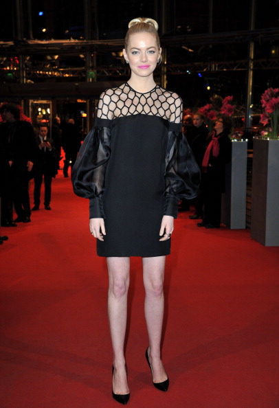 Emma Stone「'The Croods' Premiere - 63rd Berlinale International Film Festival」:写真・画像(12)[壁紙.com]