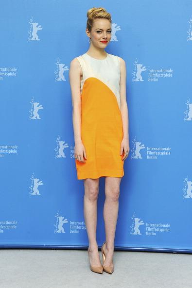 Emma Stone「'The Croods' Photocall - 63rd Berlinale International Film Festival」:写真・画像(13)[壁紙.com]