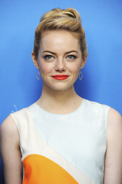 Emma Stone「'The Croods' Photocall - 63rd Berlinale International Film Festival」:写真・画像(5)[壁紙.com]