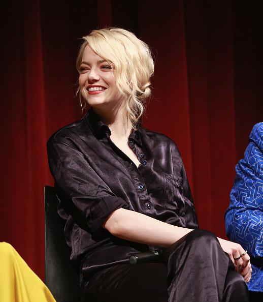 エマ・ストーン「The Academy of Motion Picture Arts & Sciences Hosts an Official Academy Screening of THE BATTLE OF THE SEXES」:写真・画像(2)[壁紙.com]