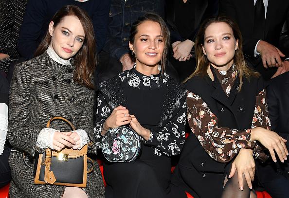 Photo Call「Louis Vuitton : Photocall - Paris Fashion Week Womenswear Fall/Winter 2019/2020」:写真・画像(18)[壁紙.com]