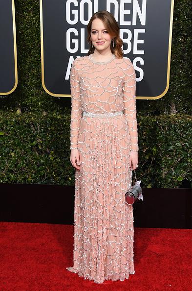 Emma Stone「76th Annual Golden Globe Awards - Arrivals」:写真・画像(15)[壁紙.com]
