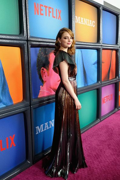 "Bronze Colored「Netflix Original Series ""Maniac"" New York Premiere」:写真・画像(5)[壁紙.com]"