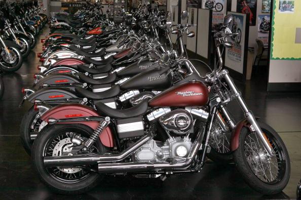Harley-Davidson「Harley Davidson's Q1 Profits Drop 72 Percent」:写真・画像(2)[壁紙.com]
