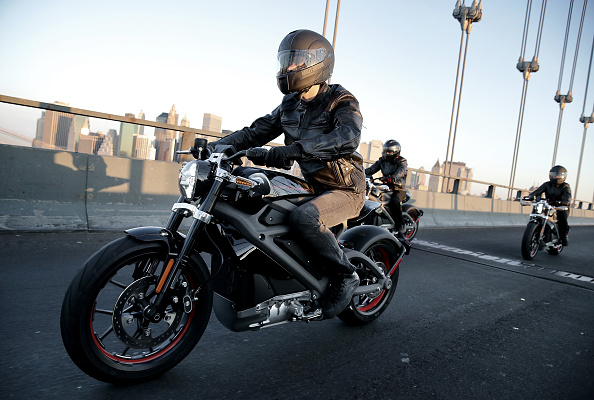 Neilson Barnard「Harley-Davidson LiveWire」:写真・画像(0)[壁紙.com]