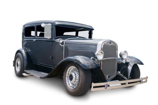 Hot Rod Car「Old American Automobile」:スマホ壁紙(4)