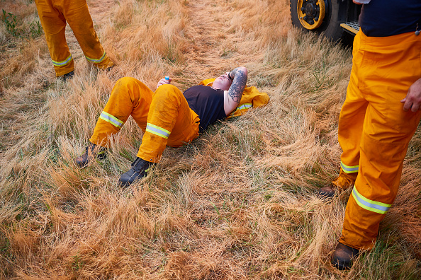 オーストラリア「Firefighters Continue To Battle To Contain Bushfires Across NSW」:写真・画像(19)[壁紙.com]