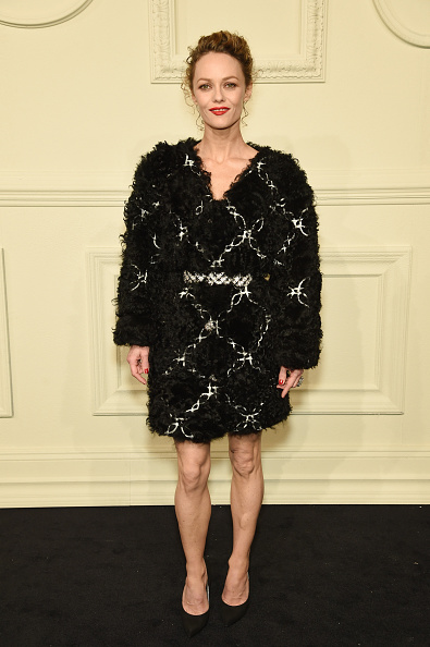 ヴァネッサ・パラディ「CHANEL Paris-Salzburg 2014/15 Metiers d'Art Collection - Arrivals」:写真・画像(10)[壁紙.com]