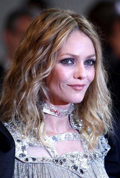 """Vanessa Paradis「""""Knife + Heart (Un Couteau Dans Le Couer)"""" Red Carpet Arrivals - The 71st Annual Cannes Film Festival」:写真・画像(13)[壁紙.com]"""