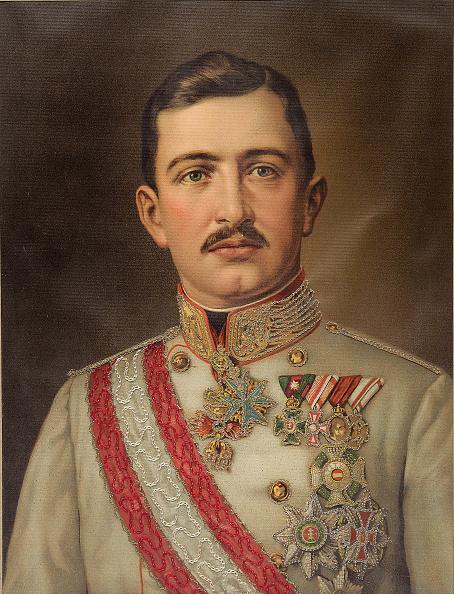 Austria「Emperor Charles I Of Austria (1887-1922)」:写真・画像(12)[壁紙.com]