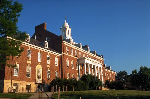 1990-1999「H.J. Patterson Hall at University of Maryland」:スマホ壁紙(5)