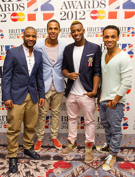 Marvin Williams「The BRIT Awards 2012 - Nominations Announcement」:写真・画像(1)[壁紙.com]