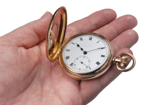 Watch - Timepiece「Fob Watch」:スマホ壁紙(9)