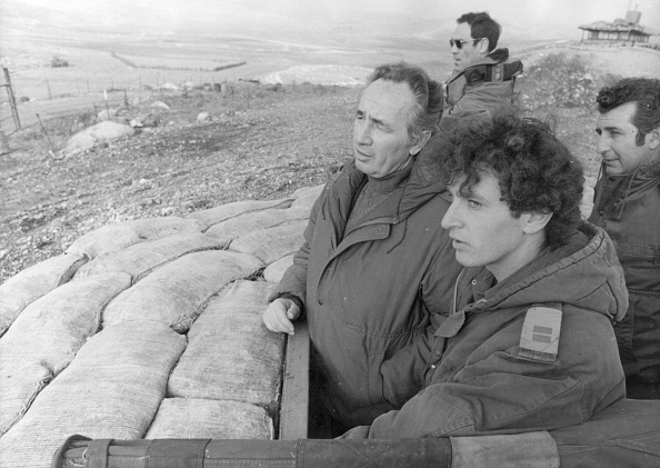 Risk「Shimon Peres」:写真・画像(4)[壁紙.com]