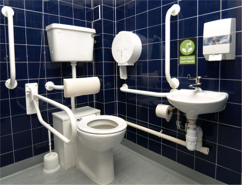Support「Toilet for people with disabilities」:スマホ壁紙(14)