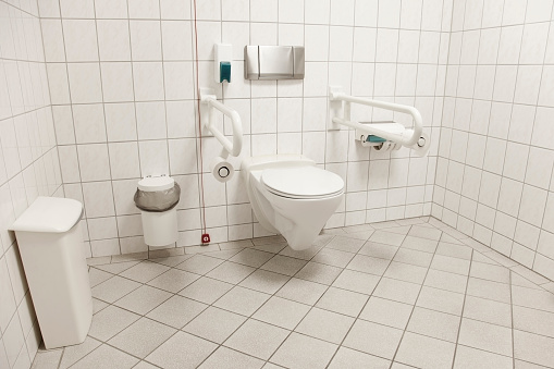 Accessibility for Persons with Disabilities「Toilet for people with disabilities」:スマホ壁紙(15)