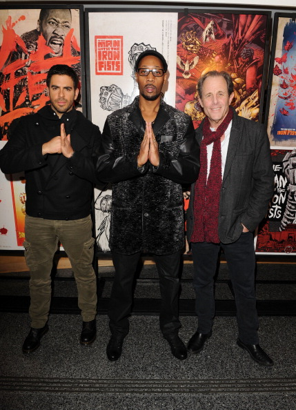 "Craig Barritt「""The Man With Iron Fists"" New York Special Screening」:写真・画像(1)[壁紙.com]"