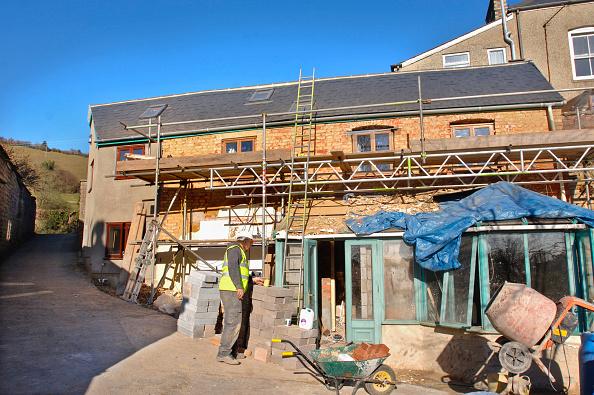 Home Improvement「A cottage under renovation, UK」:写真・画像(15)[壁紙.com]