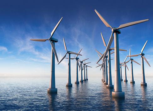 Power Equipment「Wind Farm」:スマホ壁紙(0)