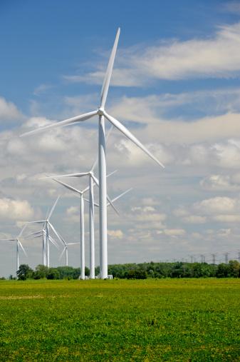 Bruce Peninsula「Wind Farm」:スマホ壁紙(2)